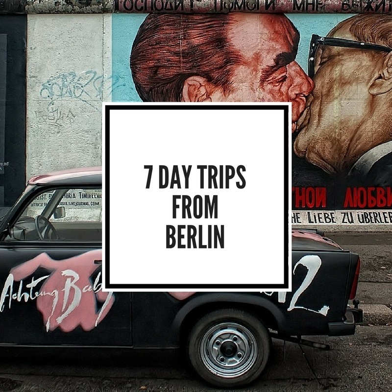 Day Trips from Berlin Featured Image