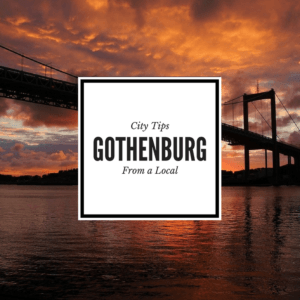 Gothenburg City Trips from a Local feature image