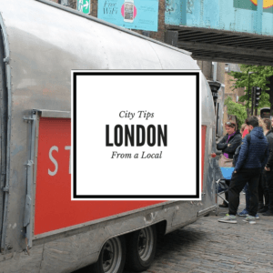 London City Tips from a Local feature image