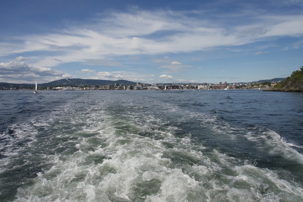 Things to Do in Oslo Public Ferry Ride