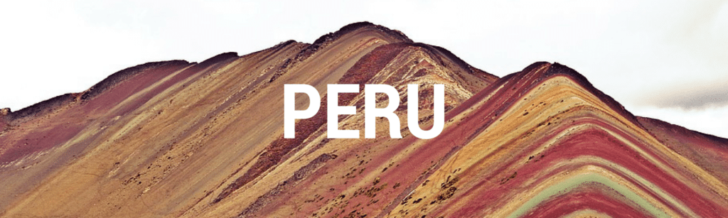Peru travel articles