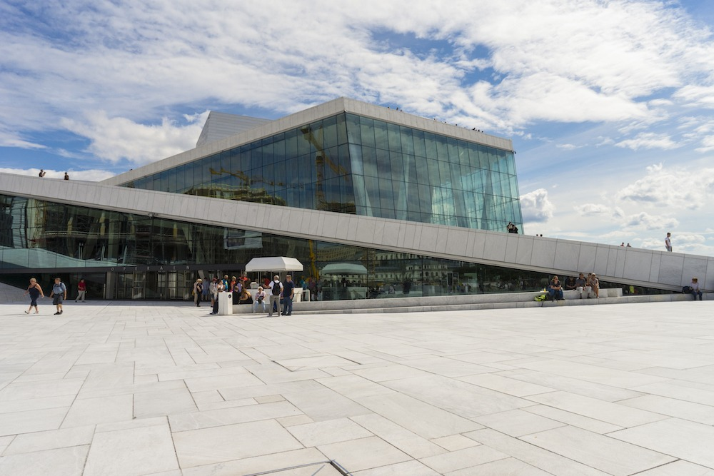 Things to Do in Oslo Opera House