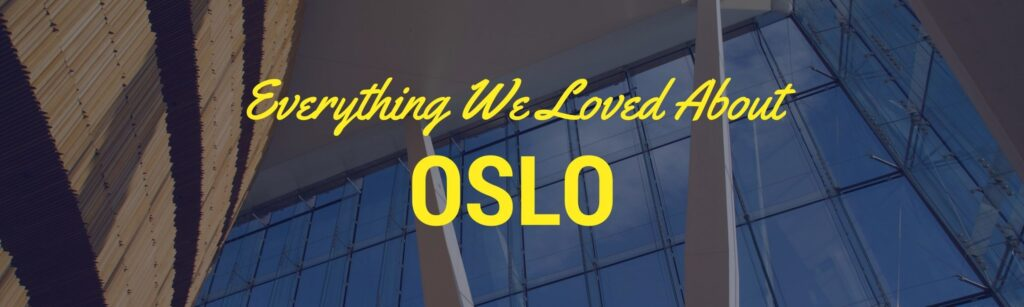 Things to do in Oslo Header Image