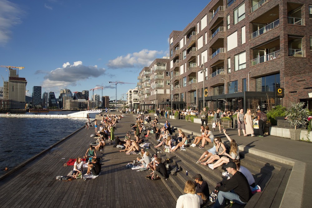 Things to do in Oslo Sorengkaia