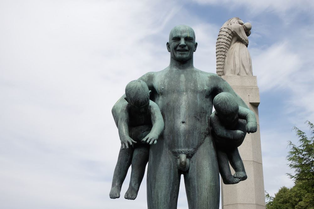 Vigeland Sculpture Park Oslo Things to Do