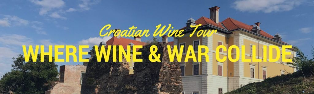 Croatian Wine Tour Header Image