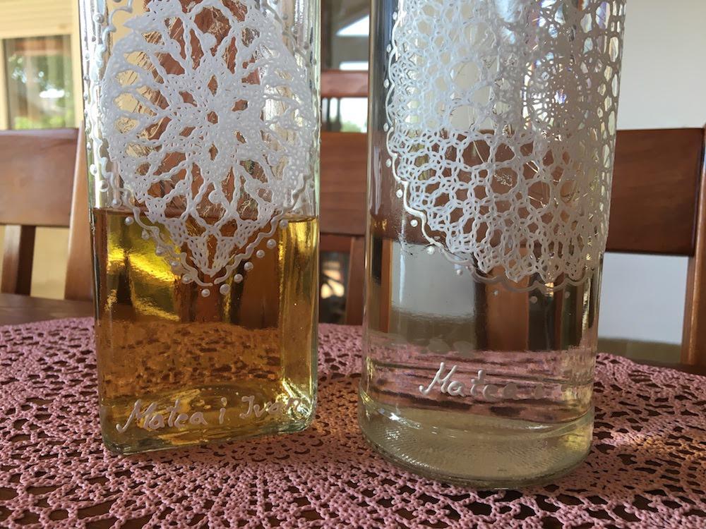 Tasting Homemade Slivovitz on a Balkan river Cruise