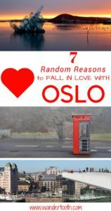 Super Random Facts About Oslo Pinterest Pin