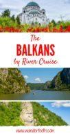 Balkans Cruise Pinterest Pin