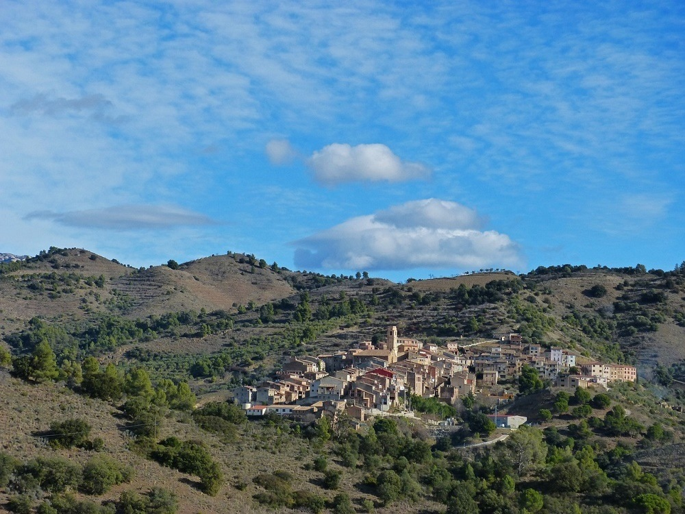Priorat Wine Region can be visited as a day trip from Barcelona