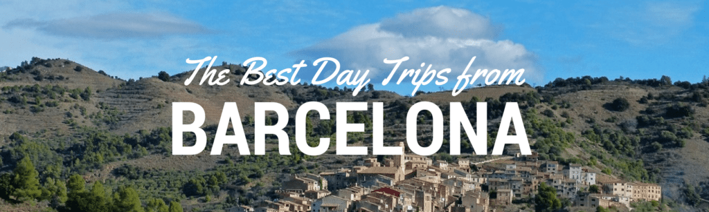 Day Trips from Barcelona Header Image