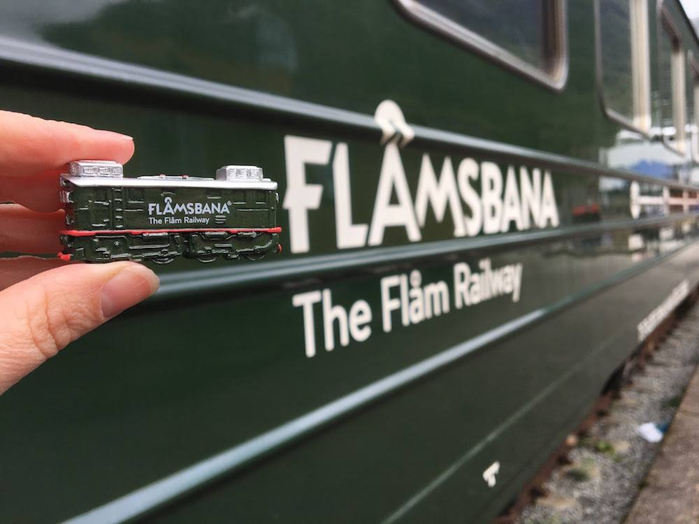 Flamsbana Railway with Miniature Train