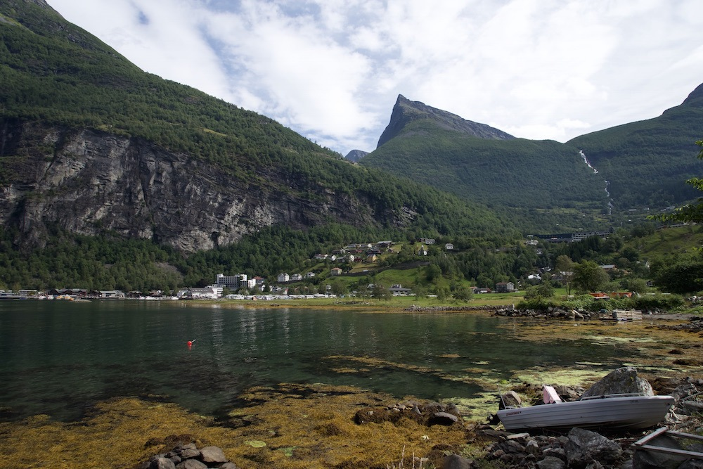 Geirangerfjord View