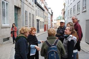 Old Quebec Grand Walking Tour