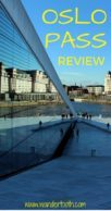 Oslo Pass Review Pinterest Pin 2