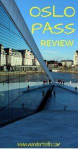 Oslo Pass Review Pinterest Pin 2