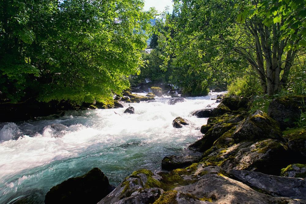 Waterfall Hike Geiranger Fjord