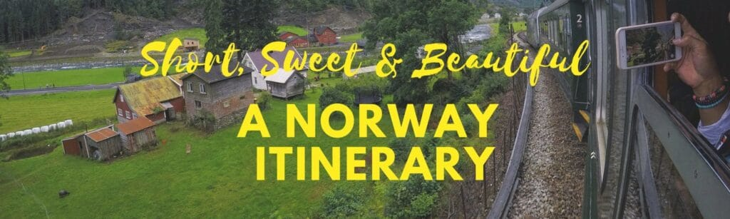 Norway Itinerary Header Image