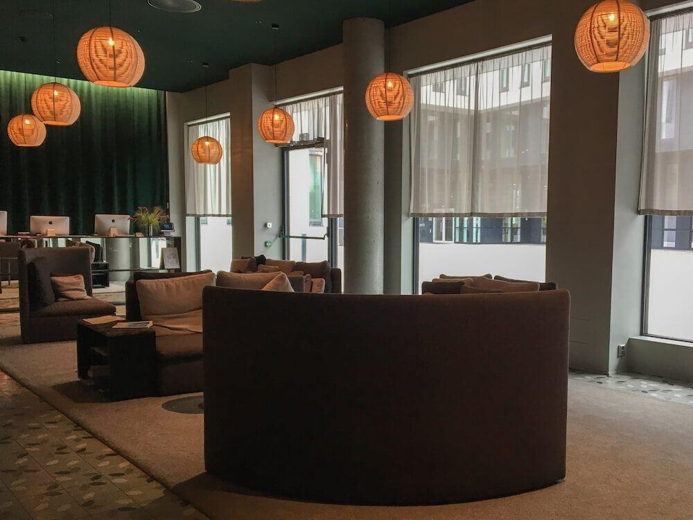 Zander K Hotel Lobby Area