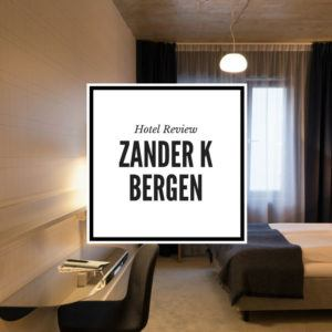 Zander K Bergen Hotel Review Feature Image