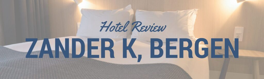 where to stay in Bergen Norway header