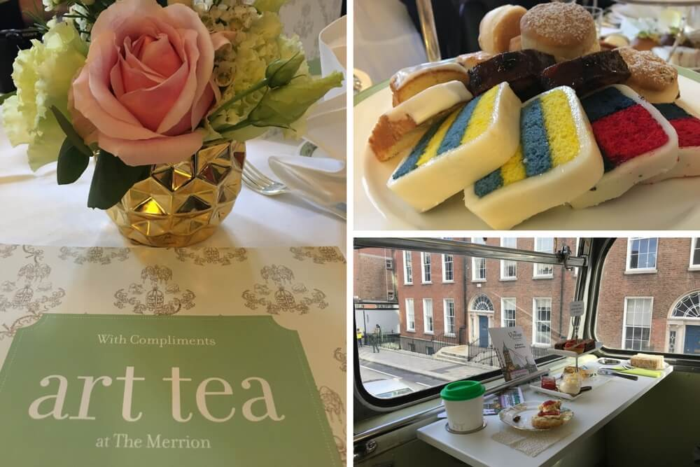 Best afternoon tea dublin