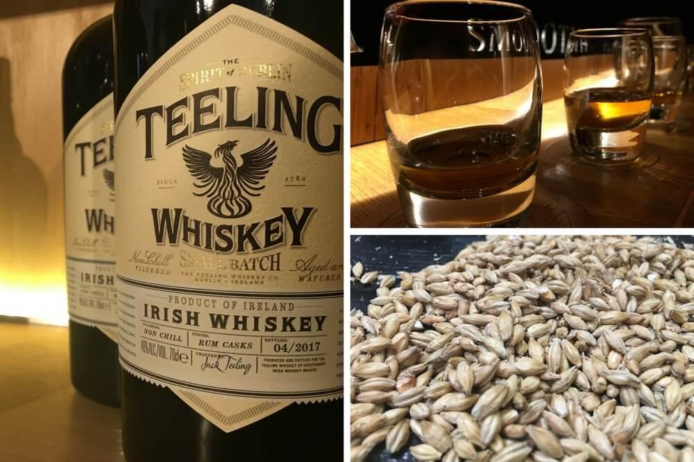 Best whiskey tour dublin