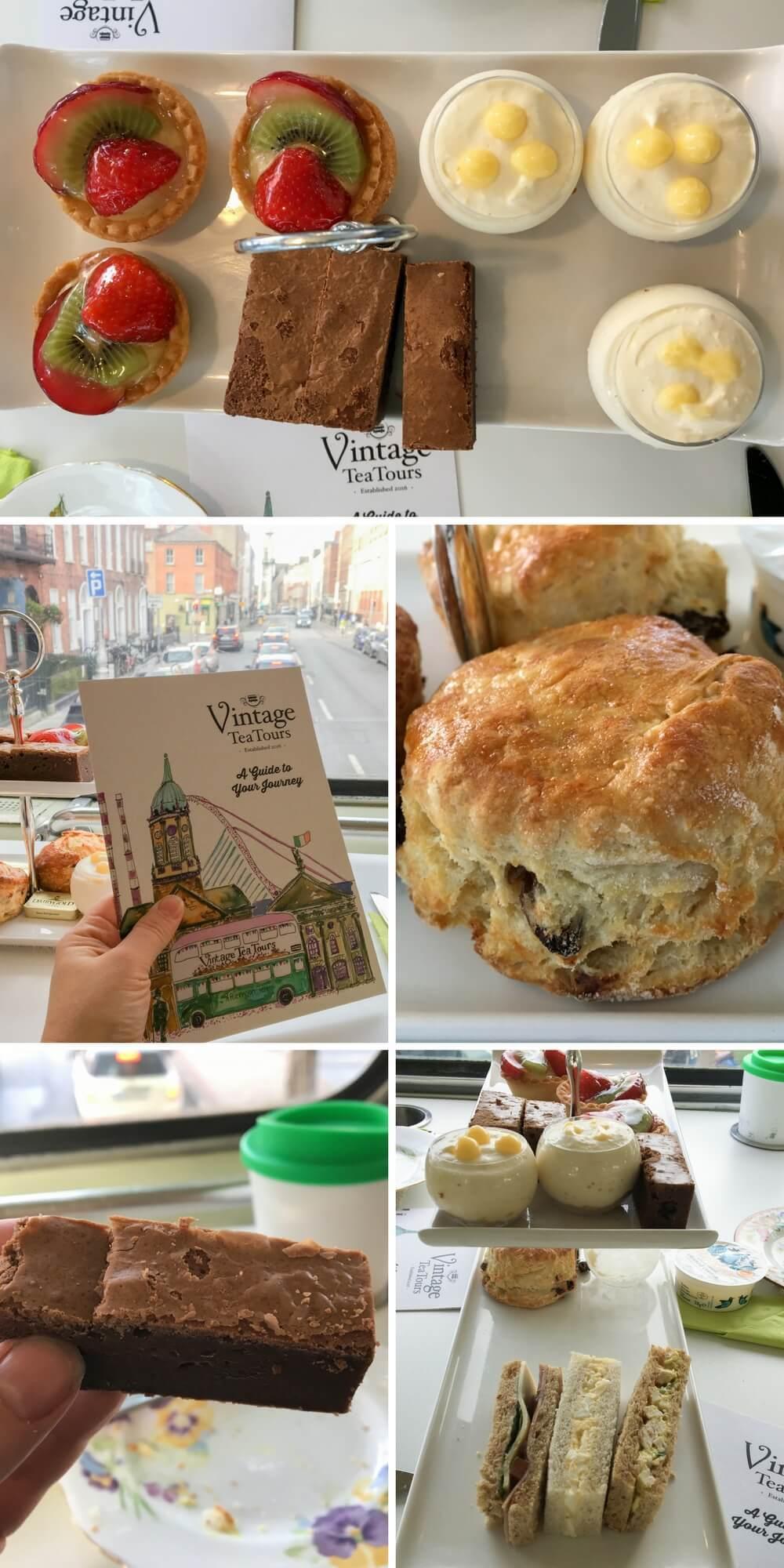 Best Afternoon Tea Dublin Vintage Tea Tours