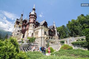 Bran and Peles Castle Tour