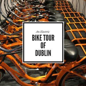 Dublin Electric Bike Tour