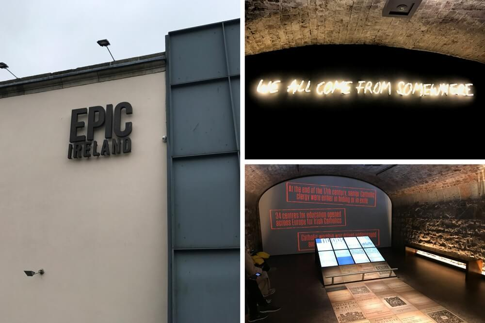 Epic Ireland Irish Emigration Museum
