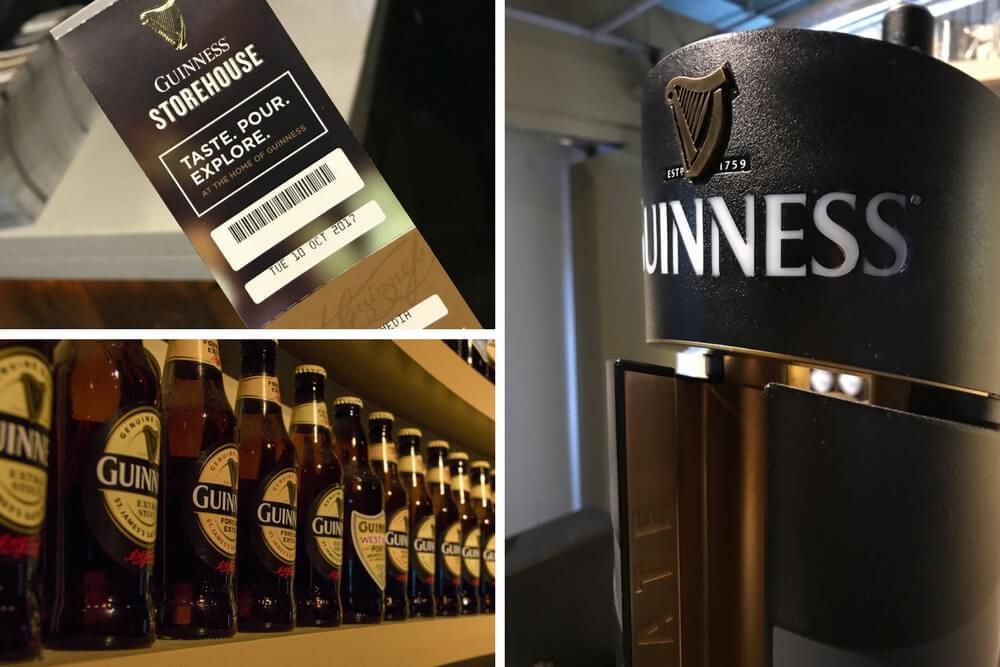 Guinness Storehouse Dubin