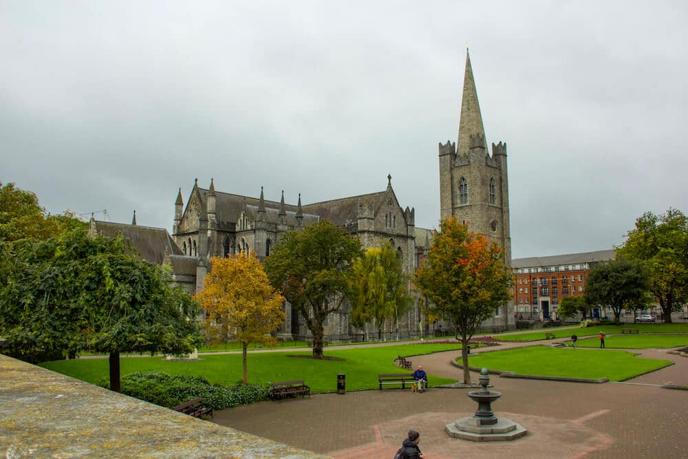 St. Patrick Cathedral Dublin