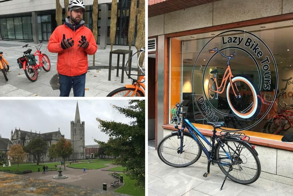 Lazy Bikes Tour of Dublin