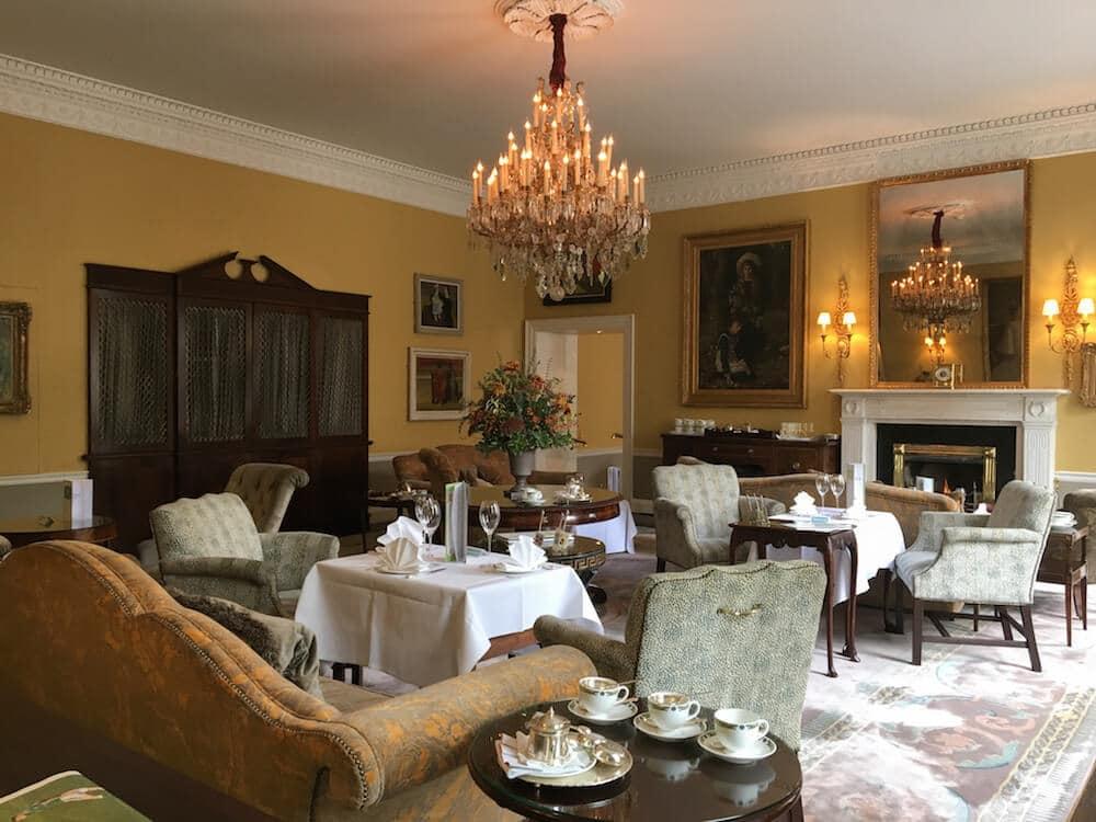 Merrion Hotel Interior