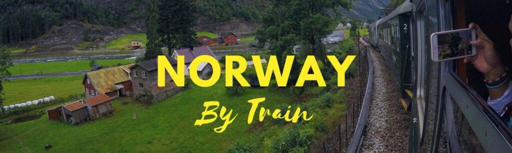Norway by Train Header