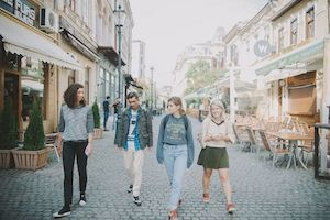 Outcast Bucharest Walking Tour