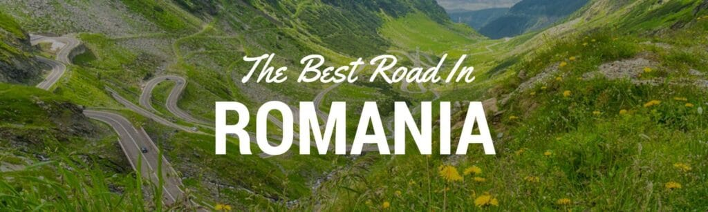 Best Road in Romania Transfagarasan Header