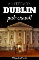 Dublin Pub Crawl Pin