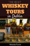 Dublin Whiskey Tour Pinterest Pin 2