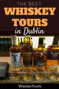 Dublin Whiskey Tour Pinterest Pin 2