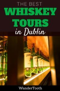 Dublin Whiskey Tour Pinterest Pin 3
