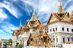 Bangkok Grand PalaceTour