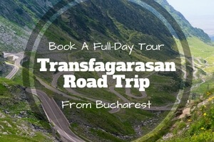 Transfagarasan Tour from Bucharest