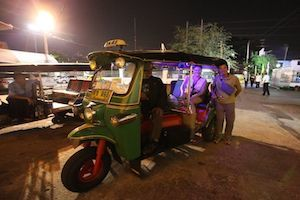 TukTuk Night Tour of Bangkok
