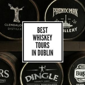 Whiskey Tour Dublin Feature Image Compressed