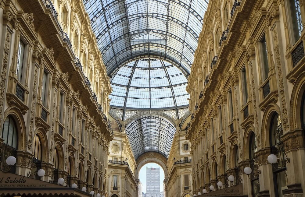 Galleria Vittorio Emanuele II, Where to Stay in Milan