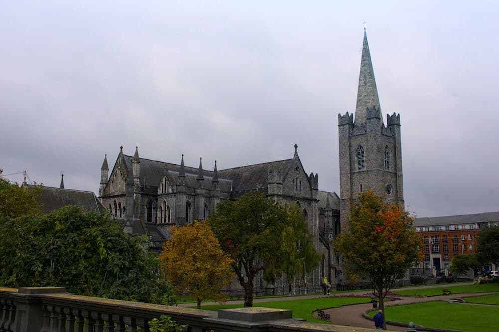 Cathedral Dublin