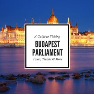 Guide to Visiting Hungarian Parliament Building Feature Image