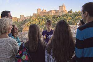 Albacia and Sacromonte walking Tour Granada
